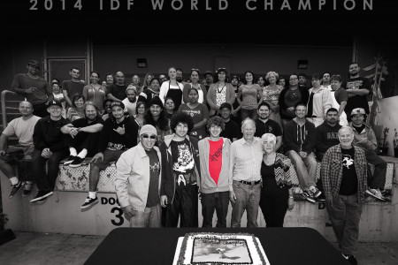 Kevin Reimer - 2014 IDF World Champion