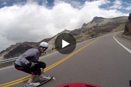 Kevin Reimer - High Fives Motorcyclist