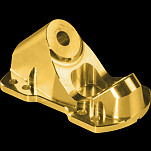 Aera Trucks K5 Base Plate 46* Gold